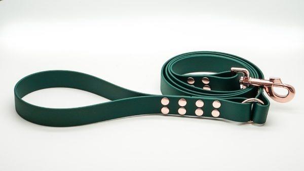 roheline koera jalutusrihm