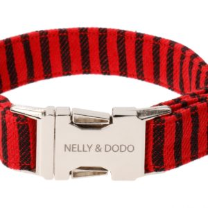 dog collar kihelkonna red