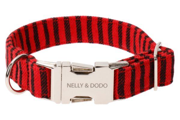 dog collar kihelkonna red