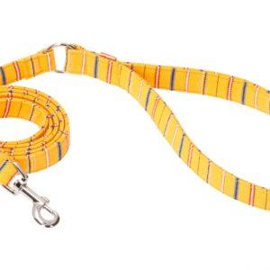 koera jalutusrihm muhu kollane