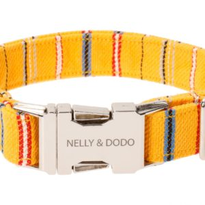 dog collar muhu yellow